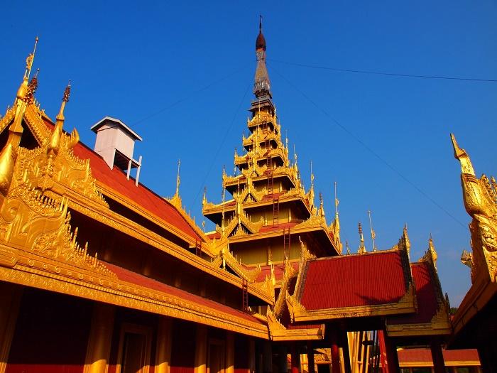 9 Mandalay Palace