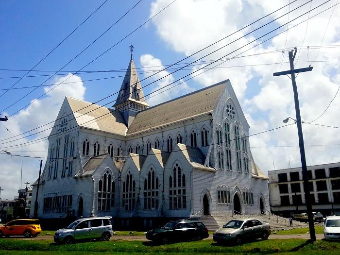 1 George Guyana