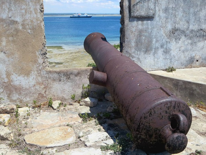 3 Island Mozambique