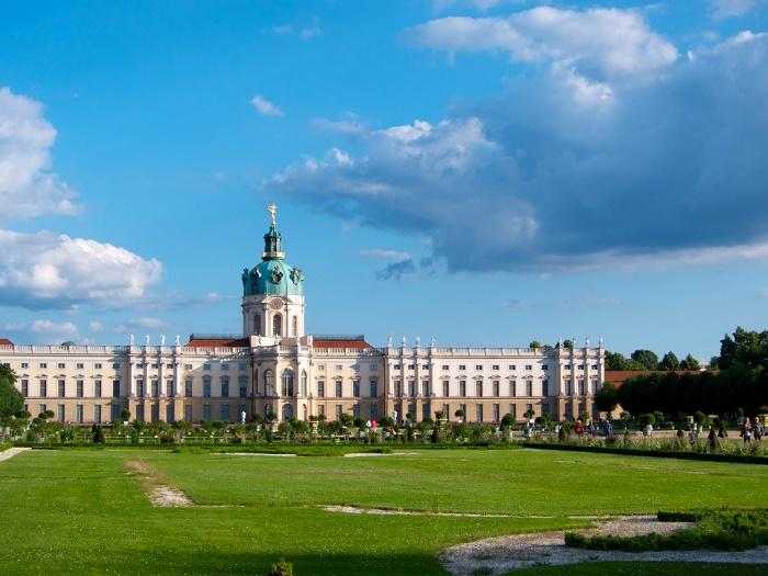 4 Charlottenburg Palace