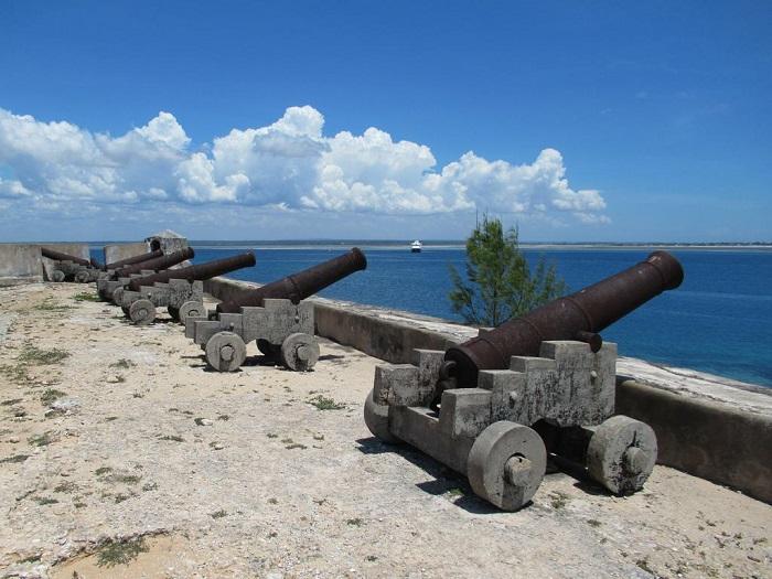 6 Island Mozambique