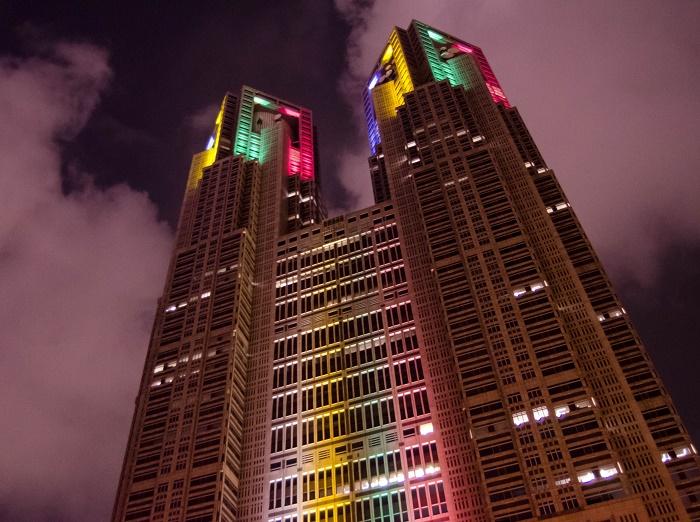 6 Tokyo Metropolitan