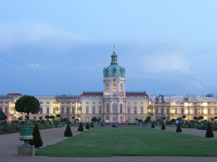 7 Charlottenburg Palace