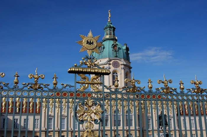 8 Charlottenburg Palace