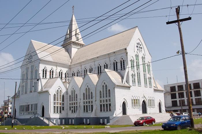 9 George Guyana