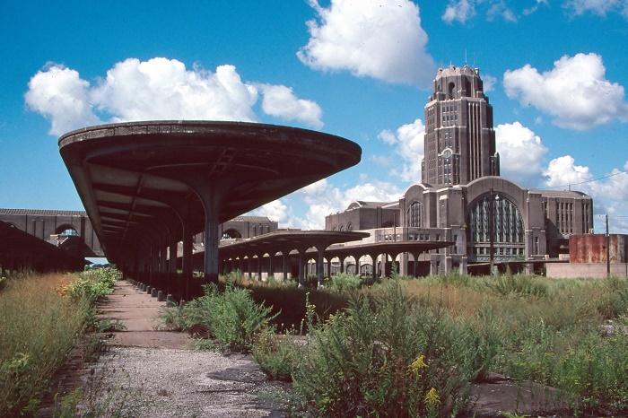 1 Buffalo Terminal