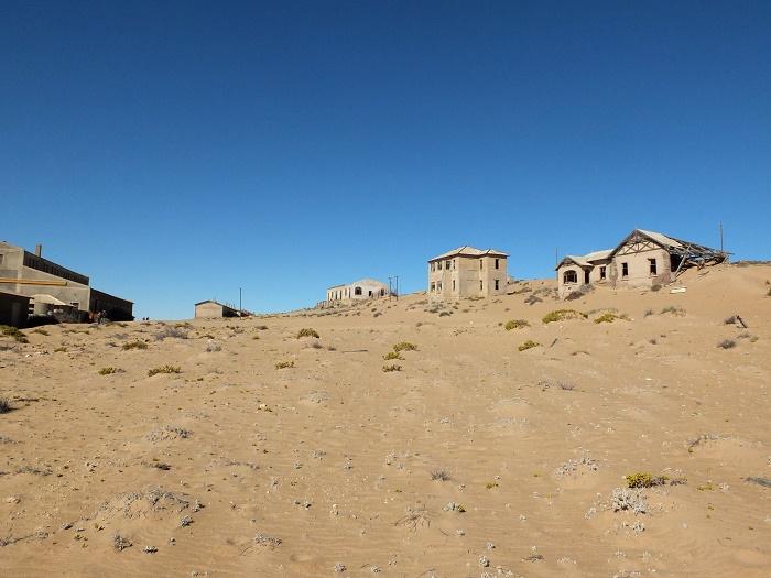 1 Kolmanskop Namibia