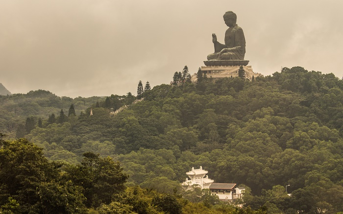 1 TianTan Buddha