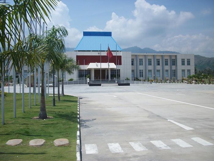 1 Timor Palace