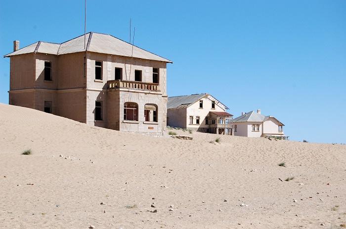 10 Kolmanskop Namibia