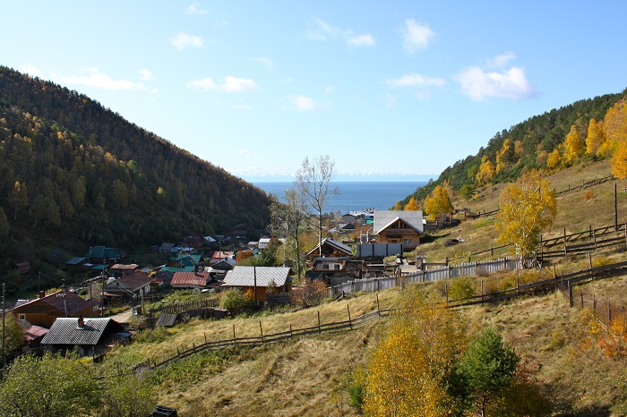 10 Lake Baikal