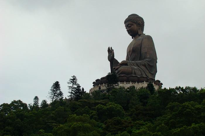 10 TianTan Buddha