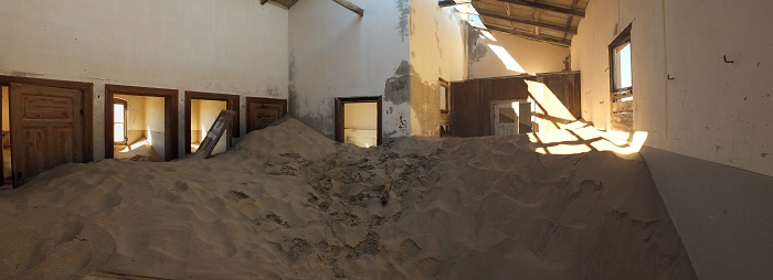 12 Kolmanskop Namibia