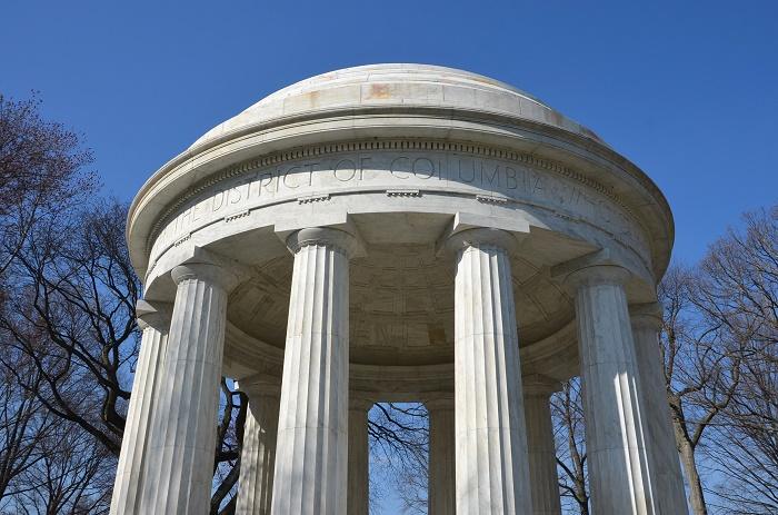 2 DC Memorial