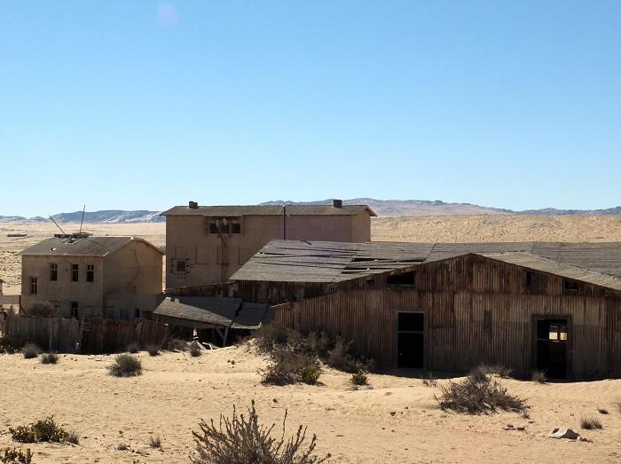 5 Kolmanskop Namibia