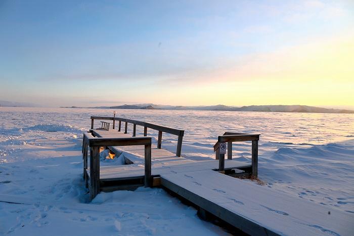 5 Lake Baikal