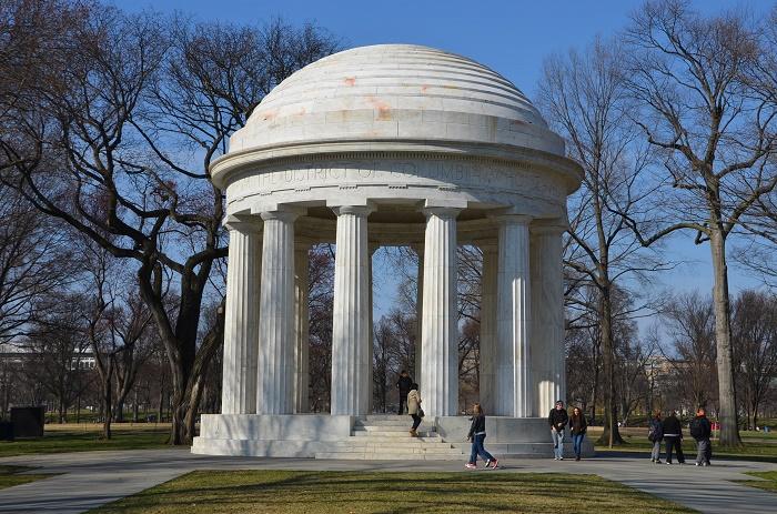 6 DC Memorial
