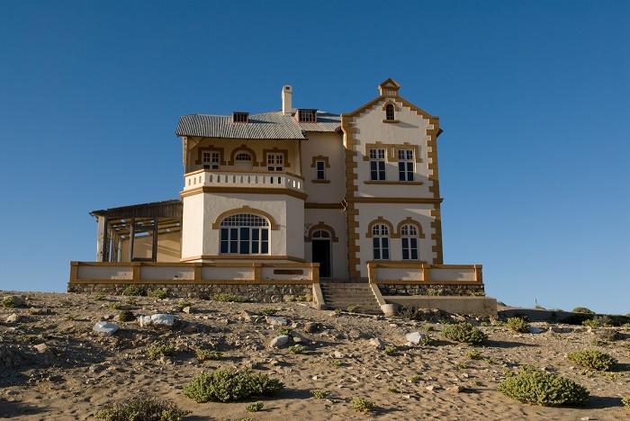 6 Kolmanskop Namibia