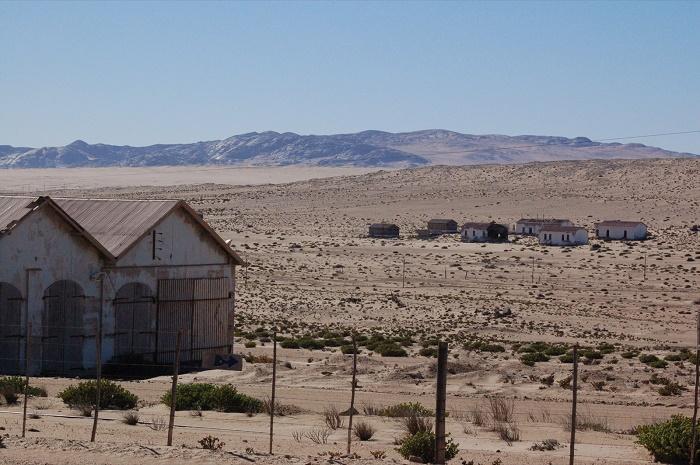 7 Kolmanskop Namibia