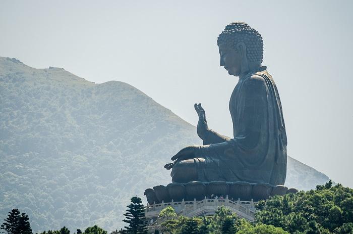 7 TianTan Buddha