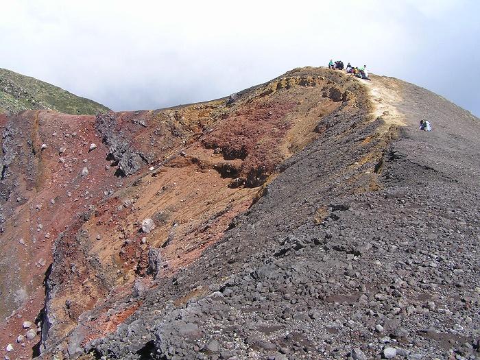 8 Ana Volcano