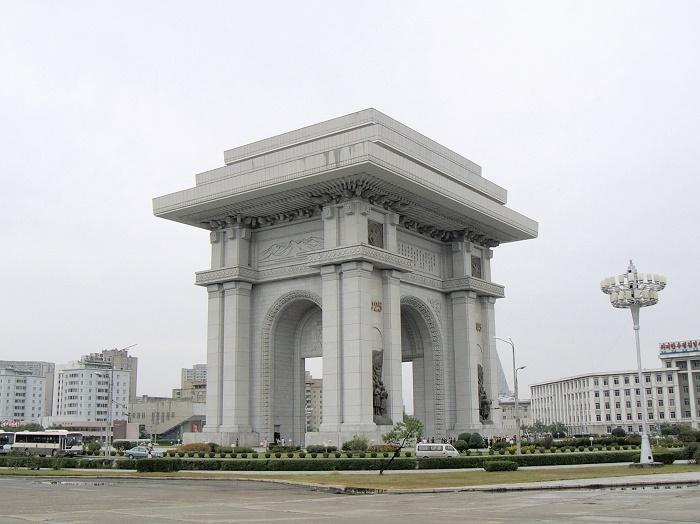 8 Arch NK