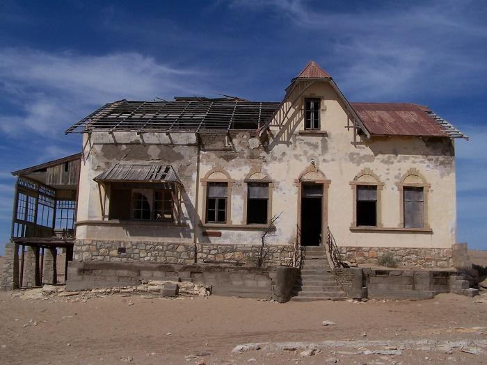 8 Kolmanskop Namibia