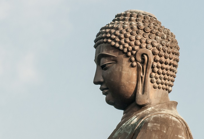 8 TianTan Buddha
