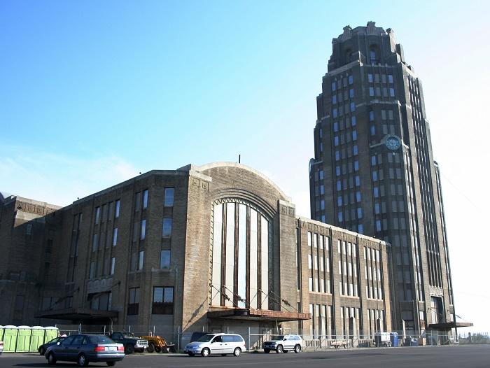 9 Buffalo Terminal