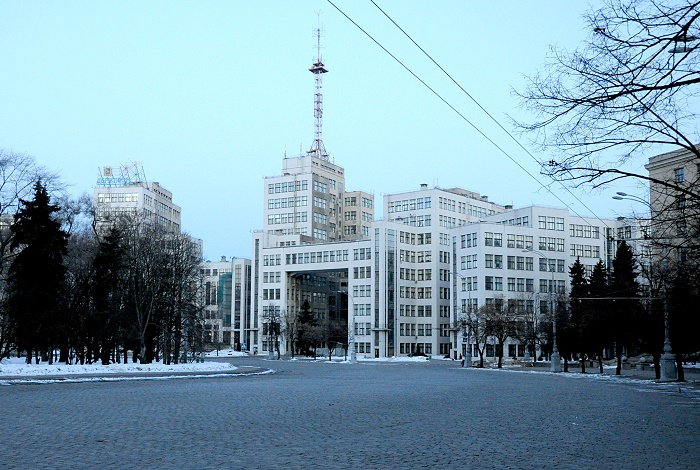 1 Derzhprom Ukraine