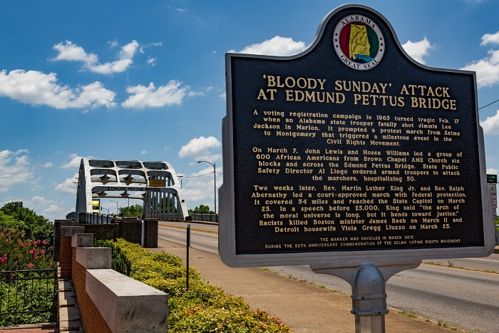 10 Edmund Pettus