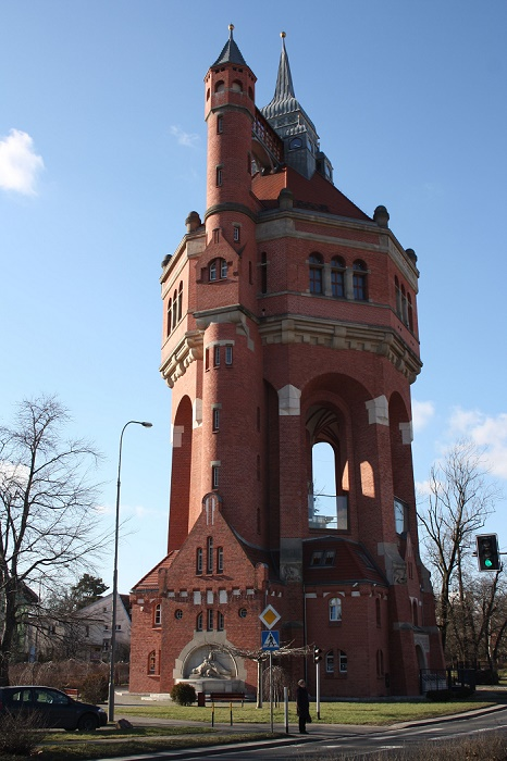 3 Wroclaw Tower