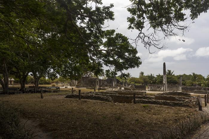 6 Kaole Ruins