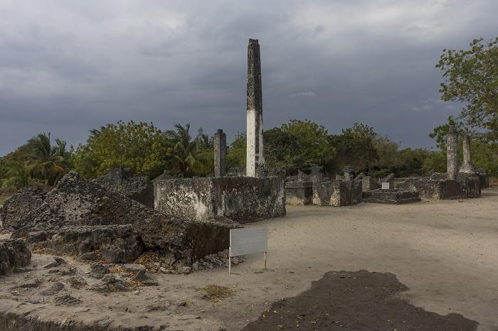 7 Kaole Ruins