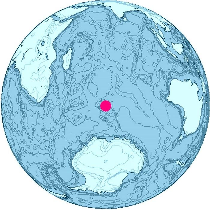 9 Kerguelen Islands