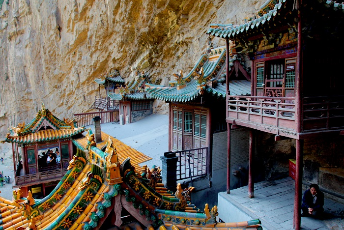 10 Hanging Temple China