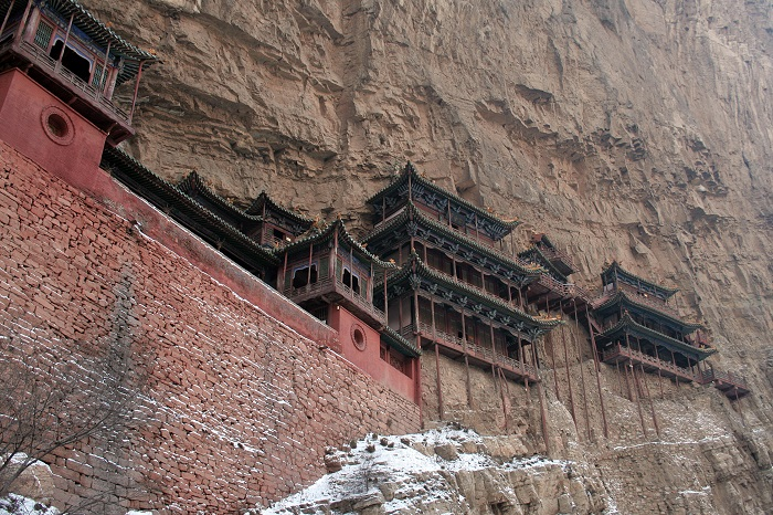 2 Hanging Temple China