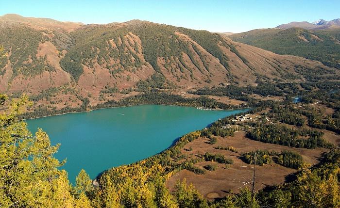 4 Lake Kanas