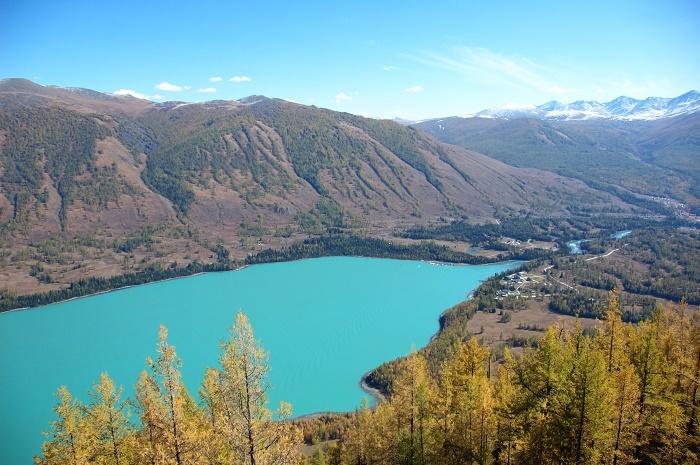 6 Lake Kanas