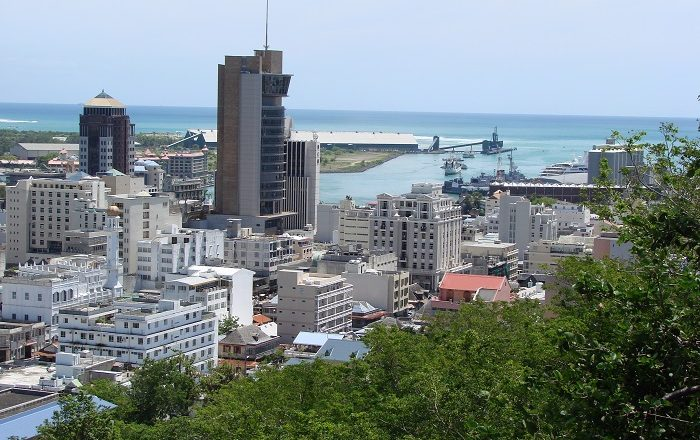 Bank of Mauritius Tower     Alluring World