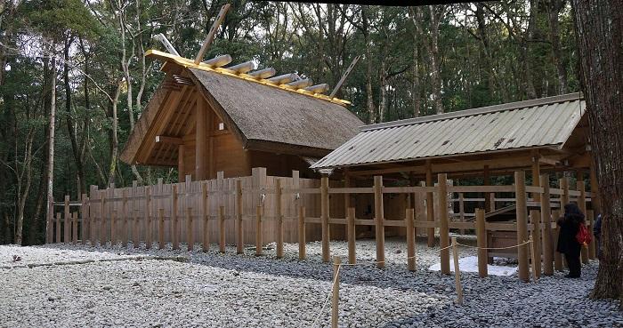 10 Ise Grand Shrine