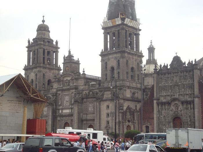 2 Mexico Metropolitan