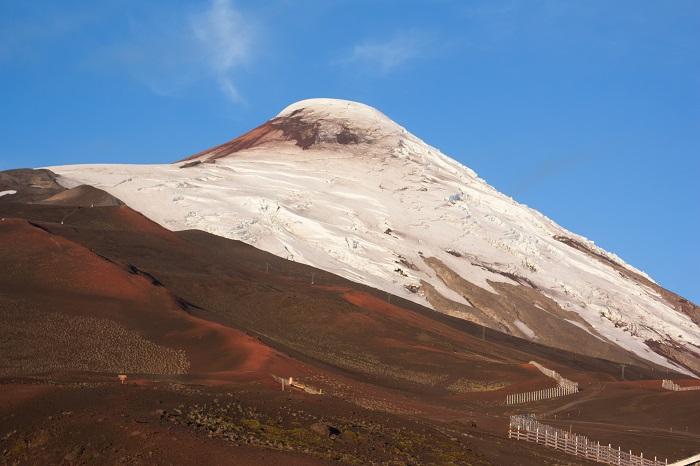 2 Osorno Volcano