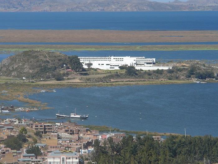 20 Titicaca