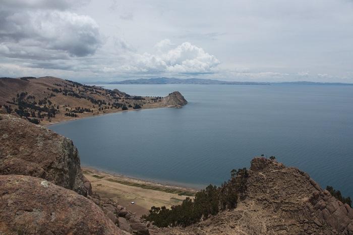 21 Titicaca