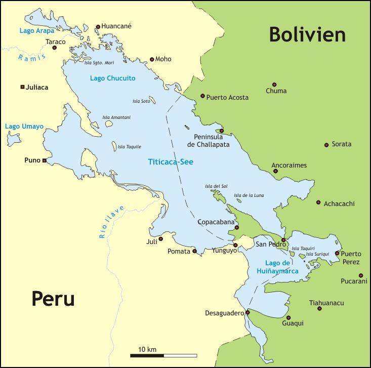 23 Titicaca