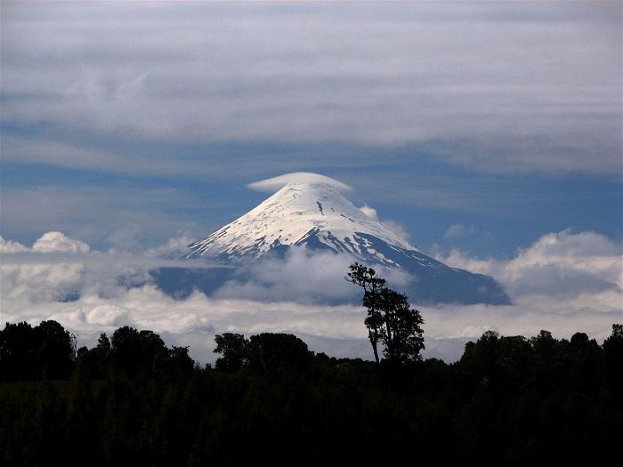 4 Osorno Volcano