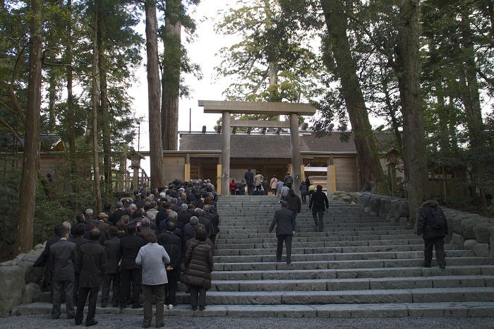 5 Ise Grand Shrine