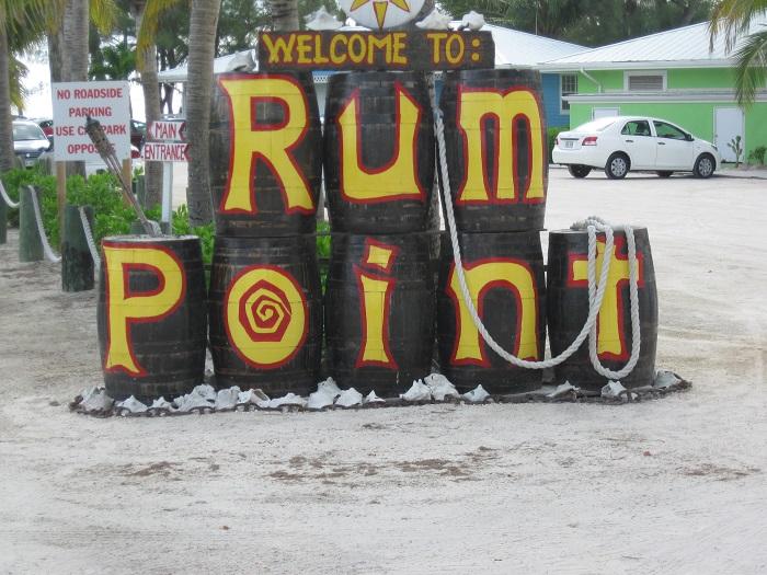5 Rum Point