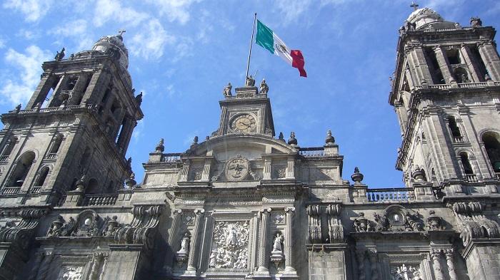 7 Mexico Metropolitan